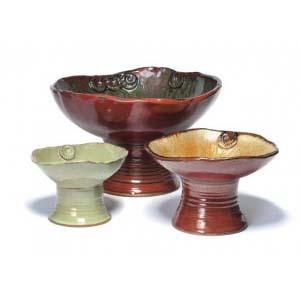 Pedestal, Noodle & Sorbet Bowls