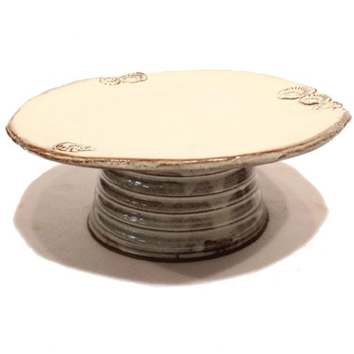 ECP4 Extra Large Cake Plate