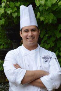 Chef Paul Diaz
